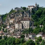 Rocamadour, LOT Midi-Pyrénées, France